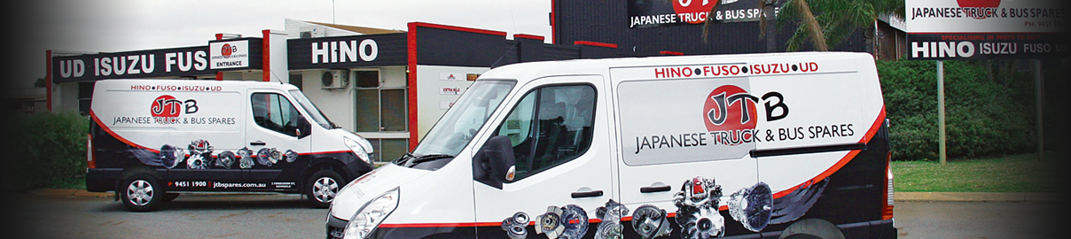 Japanese Truck and Bus Spares | Hino, Isuzu, Fuso and UD spare parts